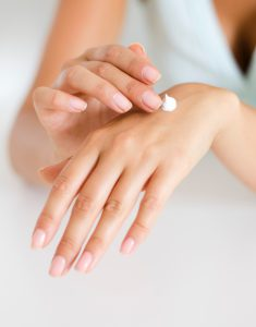 Topical creams can help with arthritis pain, there are also medicated ones.