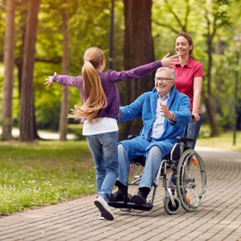 Assisted living can help you live a normal life as long as possible
