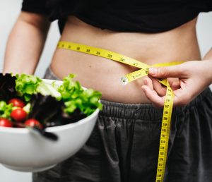Watching your weight can decrease your chances of colon cancer. Focus especially on your mid section.