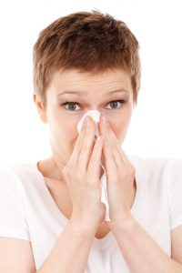 The flu has cold-like symptoms, but for some there are major complications.