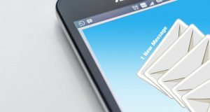 A lot of times, scams will come as an e-mail with an attachment, or from a company asking for information.