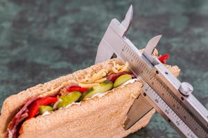 If you choose to go out to eat, opt for less condiments on a sandwich. This will save you from eating too much salt.