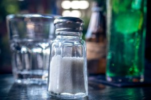 A lot of everyday foods that you consume conatin salt.