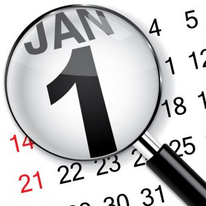 "magnifying glass over ""Jan 1"""